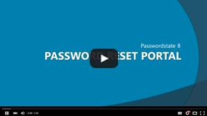 Self-Service Password Reset Portal